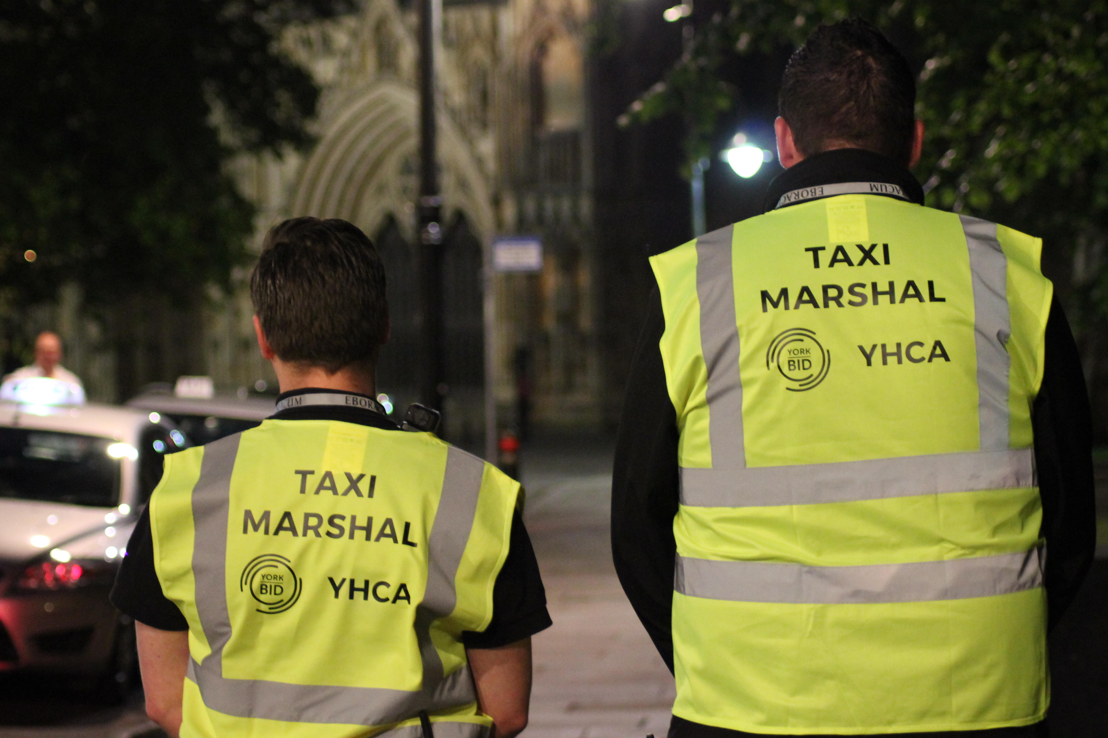 Taxi Marshal Service